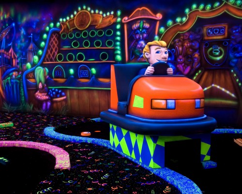$12 Special Mon-Fri – Laser Tag + Mini Golf